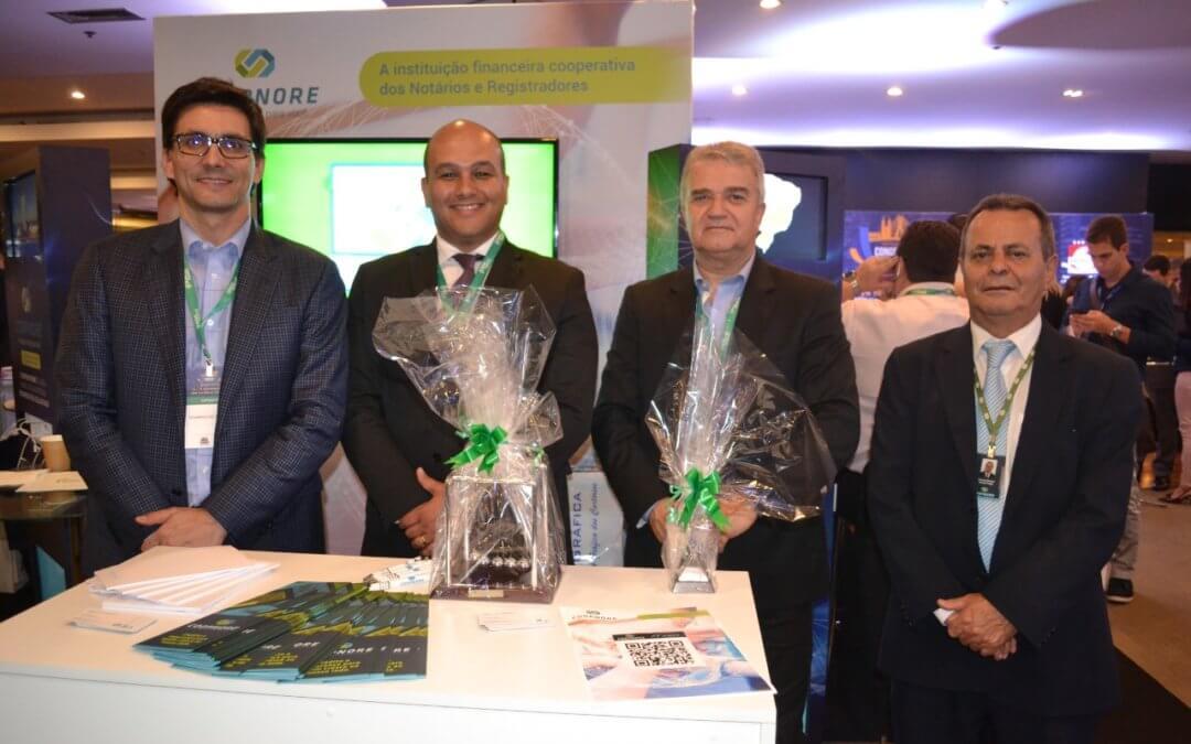 COOPNORE participa como patrocinadora do XX Congresso Brasileiro de Direito Notarial e de Registro